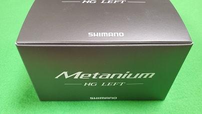 シマノベイトリール20メタニウムインプレ