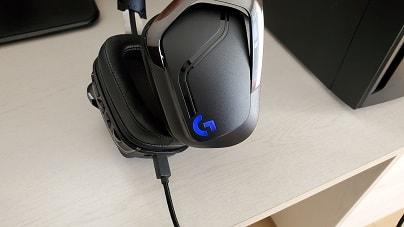 ワイヤレスゲーミングヘッドセットロジクールG933S