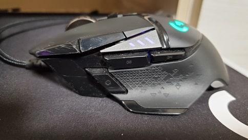 ロジクールG502HERO詳細
