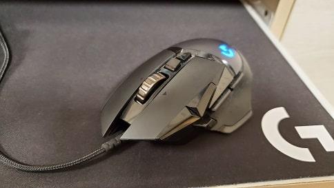 ロジクールG502HERO