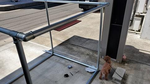 DIY 自転車置き場の作り方